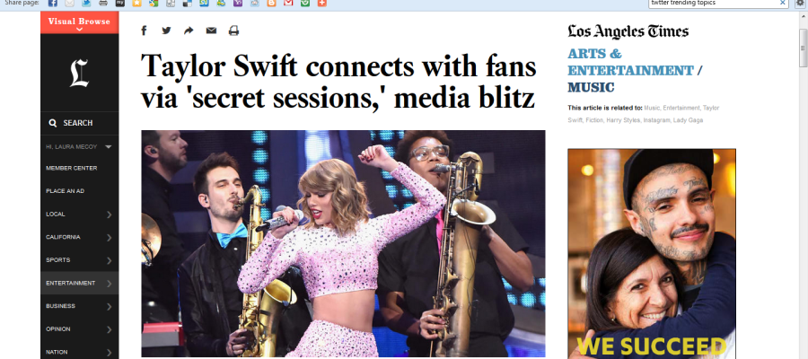 What Taylor Swift Can Teach Us about Marketing